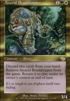 Judgment Foil: Anurid Brushhopper