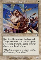 Judgment: Benevolent Bodyguard