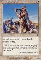 Judgment Foil: Border Patrol