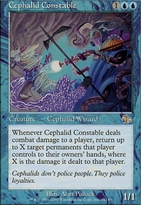 Judgment: Cephalid Constable