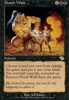 Judgment Foil: Death Wish