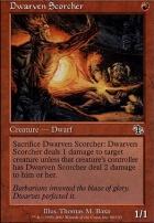 Judgment: Dwarven Scorcher