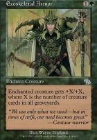 Judgment: Exoskeletal Armor