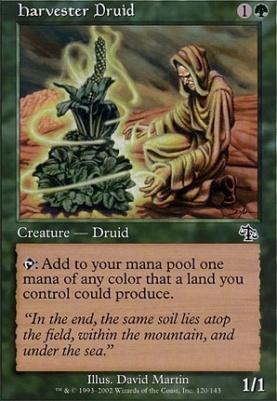 Judgment: Harvester Druid