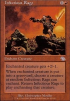 Judgment Foil: Infectious Rage