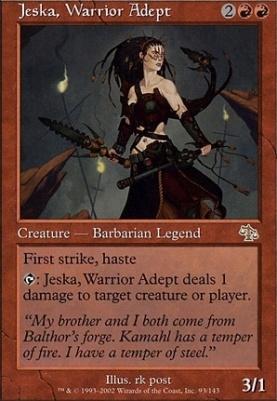Judgment: Jeska, Warrior Adept