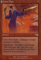 Judgment Foil: Lava Dart