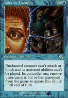 Judgment Foil: Lost in Thought