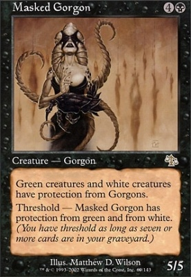 Judgment: Masked Gorgon