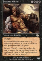 Judgment: Sutured Ghoul