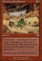 Judgment: Swirling Sandstorm