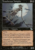 Judgment: Treacherous Vampire
