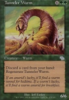Judgment Foil: Tunneler Wurm