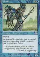 Judgment Foil: Wonder