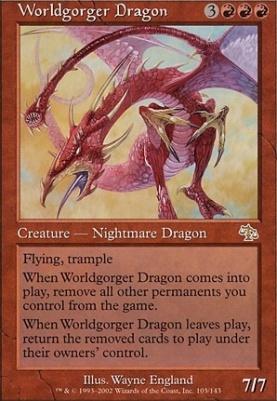 Judgment: Worldgorger Dragon
