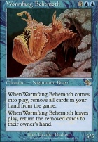 Judgment Foil: Wormfang Behemoth