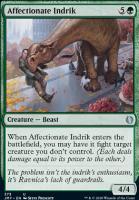 Jumpstart: Affectionate Indrik