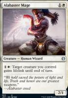 Jumpstart: Alabaster Mage