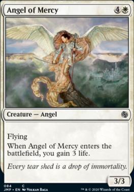 Jumpstart: Angel of Mercy
