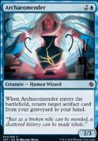 Jumpstart: Archaeomender