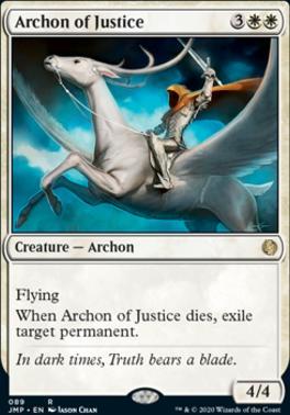 Jumpstart: Archon of Justice
