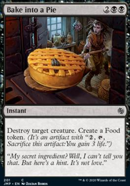 Jumpstart: Bake into a Pie
