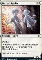 Jumpstart: Blessed Spirits