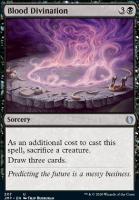 Jumpstart: Blood Divination
