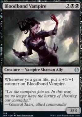 Jumpstart: Bloodbond Vampire