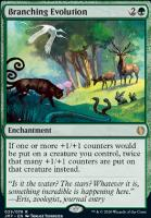 Jumpstart: Branching Evolution