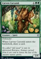 Jumpstart: Carven Caryatid