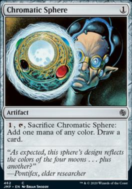 Jumpstart: Chromatic Sphere
