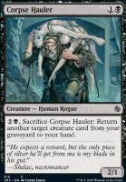Jumpstart: Corpse Hauler