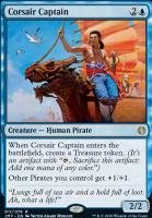 Jumpstart: Corsair Captain