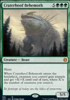 Jumpstart: Craterhoof Behemoth