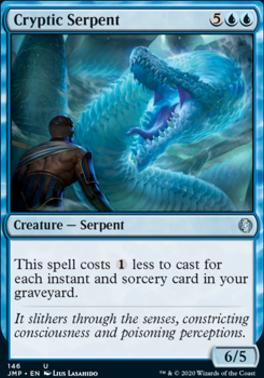 Jumpstart: Cryptic Serpent