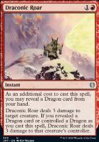 Jumpstart: Draconic Roar