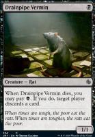 Jumpstart: Drainpipe Vermin