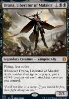 Jumpstart: Drana, Liberator of Malakir