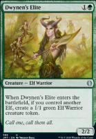 Jumpstart: Dwynen's Elite