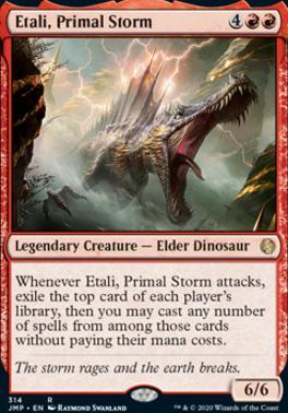 Jumpstart: Etali, Primal Storm