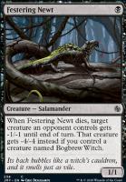 Jumpstart: Festering Newt