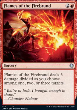 Jumpstart: Flames of the Firebrand