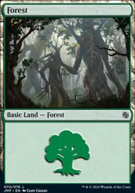 Jumpstart: Forest (070)
