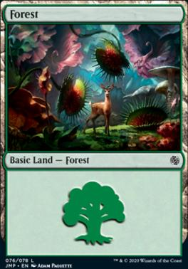 Jumpstart: Forest (076)