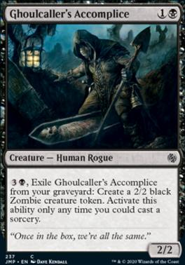 Jumpstart: Ghoulcaller's Accomplice