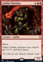 Jumpstart: Goblin Chieftain