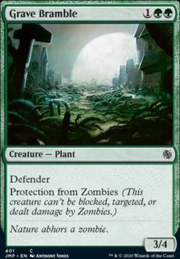 Jumpstart: Grave Bramble