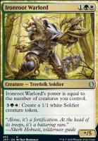 Jumpstart: Ironroot Warlord