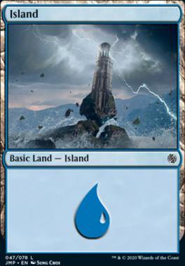 Jumpstart: Island (047)